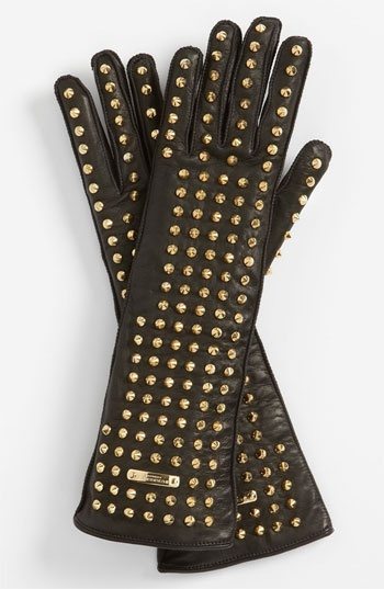 We Really Love These Studded Gloves